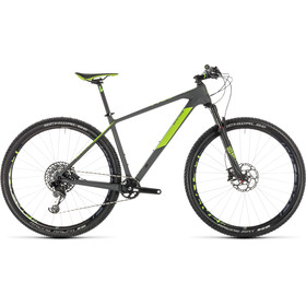 Cube Reaction C:62 Race MTB Hardtail grijs